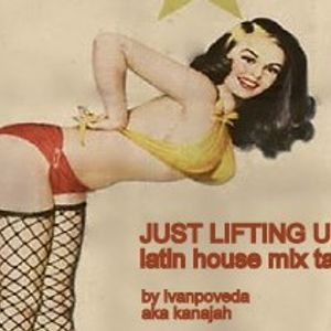 just lifting up