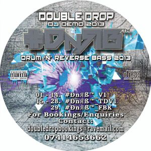 #ÐnЯß™_TDV1 (Drum and Reverse Bass: Triple Dropped! Volume 1)