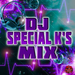 Special k Throwback Mix 2  Jan 2018
