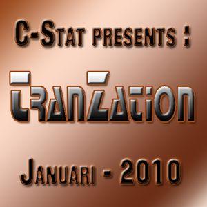 TranZation - Januari 2010 (Mixed By C-Stat)