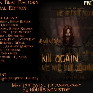 El Grego @ Dark Beat Factory 1st Anniversary