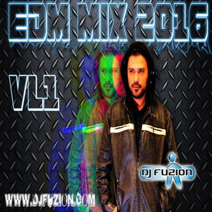 DJ FUZION EDM 2016 VL1