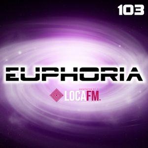EUPHORIA ep.103 06-07-2016 (Loca FM Salamanca) DJ Correcaminos