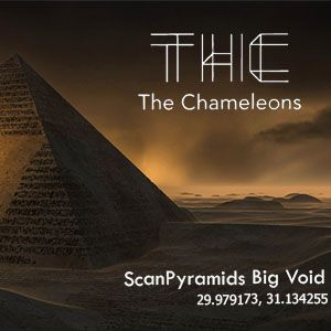 THC Chameleons Live Dj Set - From Keops-ScanPyramids Big Void