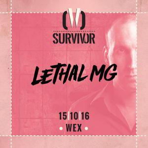 Lethal MG @ Survivor 2016