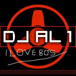 DJ AL1 - I love 80s vol 4