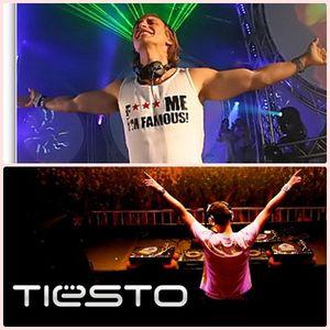 David Guetta vs Tiesto Mix