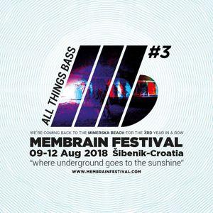 Dead Stare - Membrain Festival Promo Mix