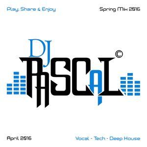 Spring Mix 2016 - DJ Pascal