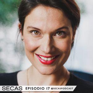 SECAS Episodio 17 (II Temporada) Entrevista Catherine Mazoyer
