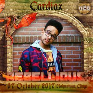 Cardiax – Rebellious Promo Mix