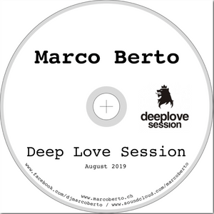 Marco Berto - Deep Love Session - August 19