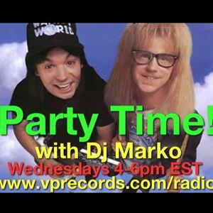Party Time with Dj Marko on Randy's Reggae Radio (Vol. 20 Hr 1)