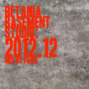 Betania Basement Studio 2012.12
