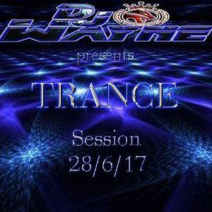 Trance-Session(28.6.17)