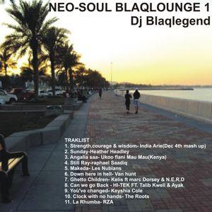 NEO SOUL BLAQ LOUNGE 1