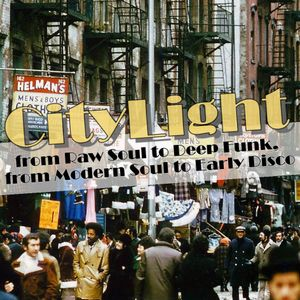 "CITY LIGHT ""Promo Mix"" FUNK  from Raw Soul to Deep Funk, from Modern Soul to Early Disco by The Jan"
