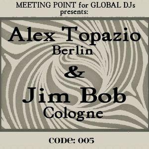 Alex Topazio - Berlin & Jim Bob - Cologne