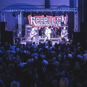 Just Some Punk Songs Rebellion Introducing Stage Part 1