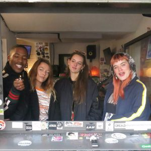 The Poetry Show w/ James Massiah, Soph LS, Pocket Mouse & Cecilia Knapp  - 28th October 2017