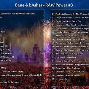 Bane & bAsher - RAW Power #3