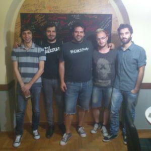 Κύριος Κ., Δραμαμίνη και Πάνος Γουργιώτης στο trollradio.gr (25/07/2014)
