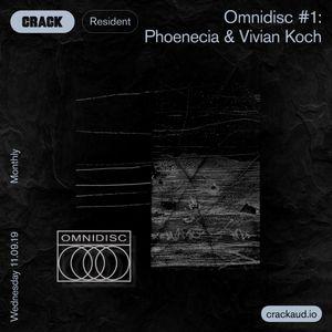 Omnidisc #1: Phoenecia & Vivian Koch