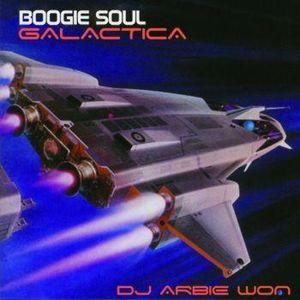 Dj Arbie Won- Boogie Soul Galactica