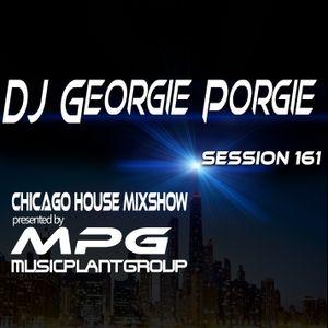 dj Georgie Porgie MPG Radio Show 161