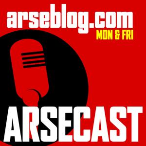 Arsecast Extra Episode 116 v2 - 25.04.2016