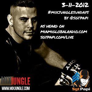Sgt Papi - #MixJungleSundays - March 11 2012
