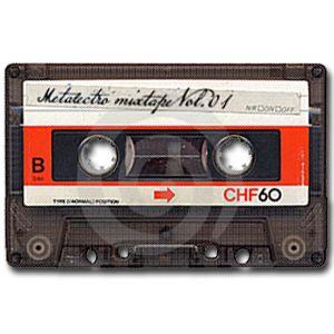 Metlectro MixTape Vol.01