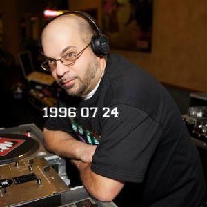 DJ Kazzeo - 1996 07 24 (Wednesday Wreck)