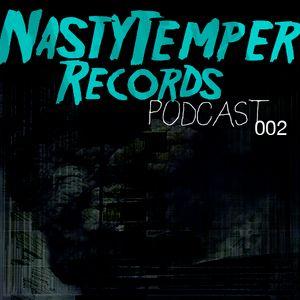 Dj Nostromo - Dj Set - Nasty Temper Records Podcast 002 - 2013
