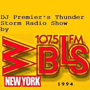 WBLS Thunder Storm Radio Show (02/18/1994)