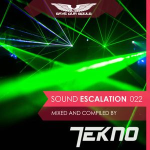 Sound Escalation 022 with TEKNO b2b MCO & PHIL MORRIS live @ Save Our Souls, Cologne