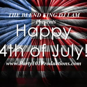 THE BLEND KING DJ I AM PRESENTS: THE JULY 4TH MIX TAPE 2014 #K100Radio #CertifiedHipHop #FLA#ATL#NYC