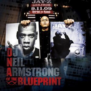 DNA of Blueprint by DJ Neil Armstrong