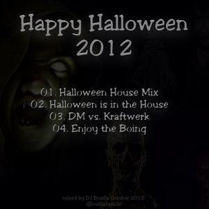 DJ Bozilla - Halloween is in the House 2012