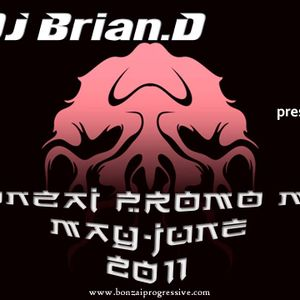 DJ Brian.D - Bonzai Promo Mix 2 part 2