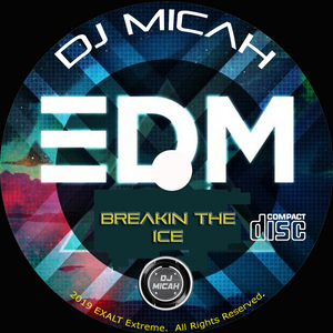 "DJ Micah with Elemental present ""Breakin The Ice"". A Stealth Project."