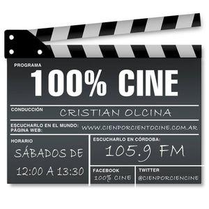 100% Cine - Programa completo del 16/07/2016