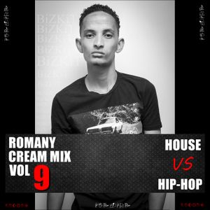 DJ BiZKiT - ROMANY CREAM MIX [ VOL.9 ] HOUSE VS HIP HOP