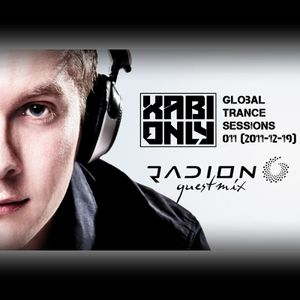 Xabi Only - Global Trance Sessions 011 (inc. Radion6 Guestmix) [19-12-2011]