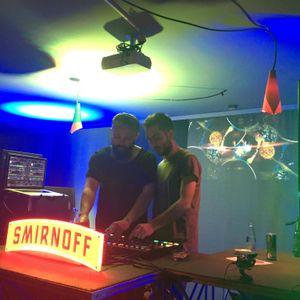 Adot & Holland live @ Loft Sarajevo - Lunar festival promo party part 1