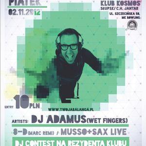 Matee S TwojaBalanga.pl _ Kosmos Club _ DJ Contest