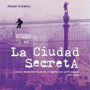 Entrevista en 'La jungla sonora' de Radio Euskadi sobre 'La ciudad secreta'