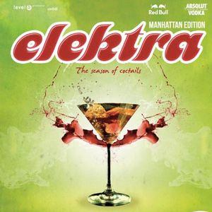 Andrew N Live @ Elektra Bar Stage Fleda Brno 10.12. 2010 (1. part)