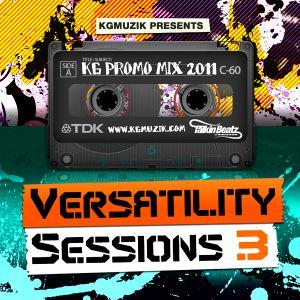 KG Versatility Sessions 3