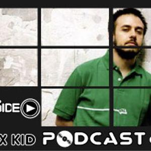 Mixside Podcast 003 – Alex Kid